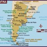 map of argentina 1 150x150 Map of Argentina