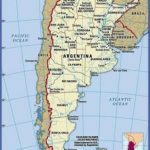 map of argentina 14 150x150 Map of Argentina