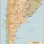 map of argentina 5 150x150 Map of Argentina