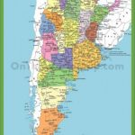 map of argentina 7 150x150 Map of Argentina