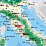 map of italy 150x150 Map of Italy