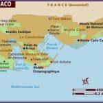 map of monaco 1 150x150 Map of Monaco