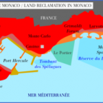map of monaco 13 150x150 Map of Monaco