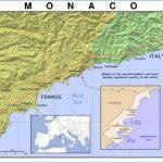 map of monaco 9 150x150 Map of Monaco