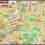 map of melbourne 150x150 Map of Melbourne
