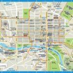 melbourne map cbd large city at maps 150x150 Map of Melbourne