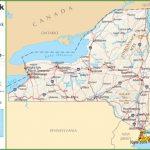 new york highway map 150x150 Map of New York