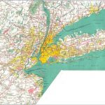 new york map big 150x150 Map of New York