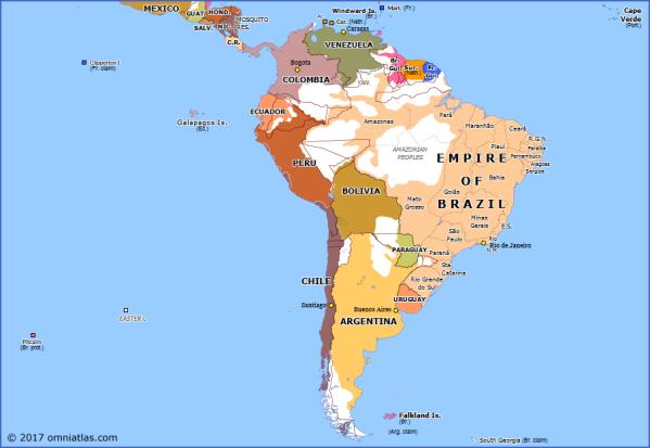 patagonia map 15 Patagonia Map