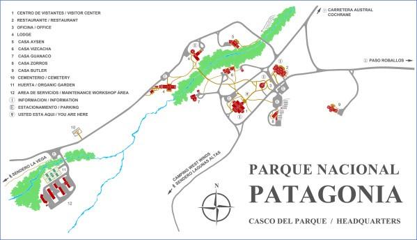 patagonia map 17 Patagonia Map