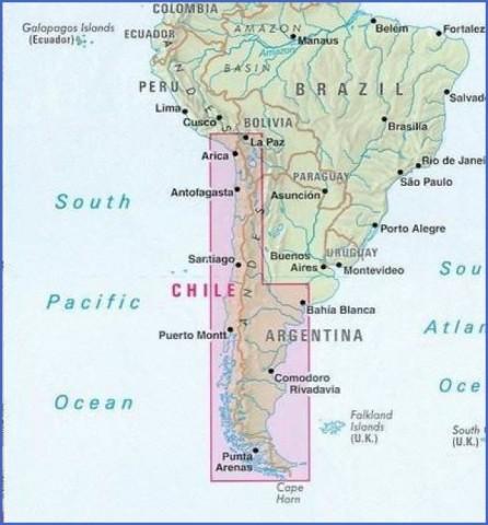 patagonia map 18 Patagonia Map