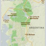 patagonia northernitinerary 150x150 Map of Patagonia