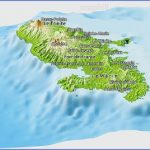 physical panoramic map of martinique 150x150 Map of MARTINIQUE