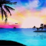 tropical paradise sunset 9 150x150 TROPICAL PARADISE SUNSET