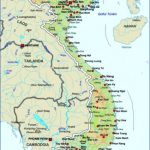 vietnam 150x150 Map of Vietnam