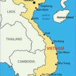 vietnam map 150x150 Map of Vietnam