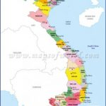 vietnam political map 750px 1 150x150 Map of Vietnam