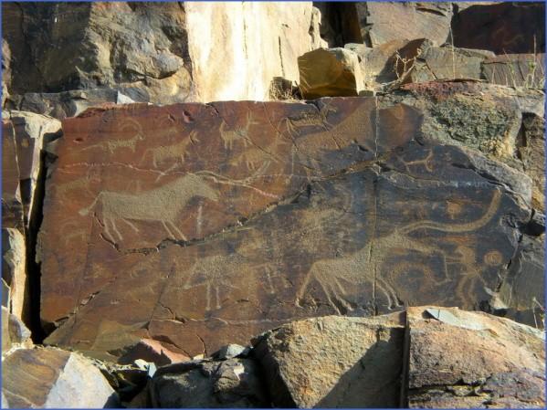 we accidentally found petroglyphs kyrgyzstan 0 We Accidentally Found Petroglyphs   Kyrgyzstan