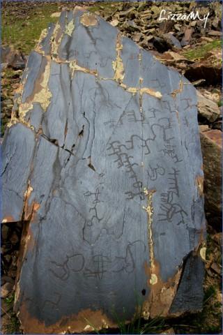we accidentally found petroglyphs kyrgyzstan 3 We Accidentally Found Petroglyphs   Kyrgyzstan