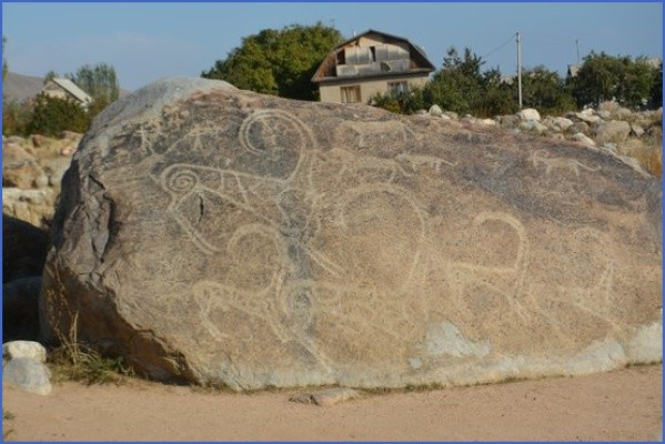 we accidentally found petroglyphs kyrgyzstan 5 We Accidentally Found Petroglyphs   Kyrgyzstan
