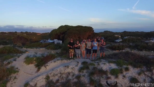 weekend beach camping trip 18 WEEKEND BEACH CAMPING TRIP