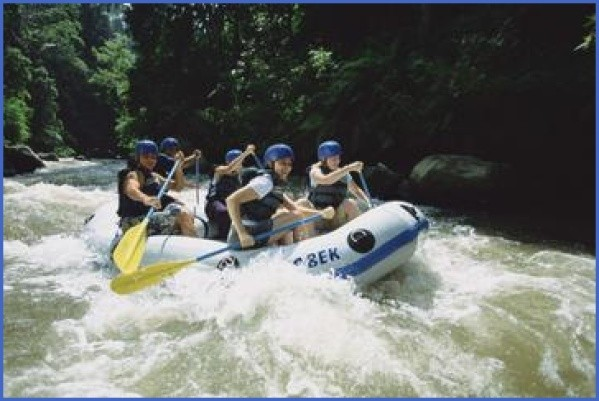 white water rafting bali 10 WHITE WATER RAFTING   BALI