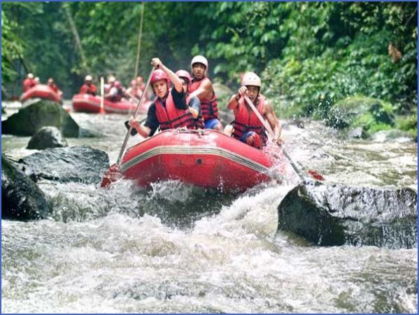white water rafting bali 9 WHITE WATER RAFTING   BALI