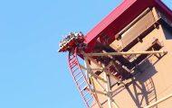 worlds scariest roller coaster cannibal lagoon amusement park 44