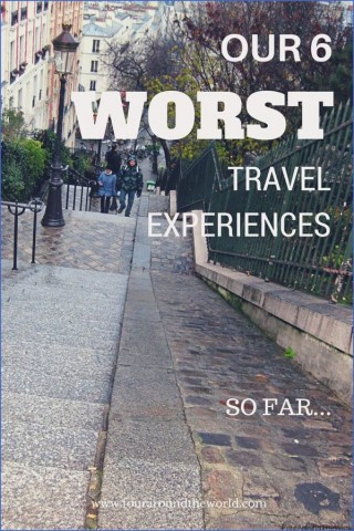 worst travel experiences 4 Worst Travel Experiences