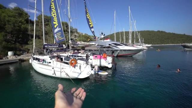 yacht week in croatia medsailors 91 Yacht Week in Croatia Medsailors