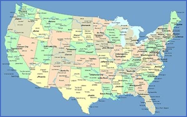 america map 15 America Map