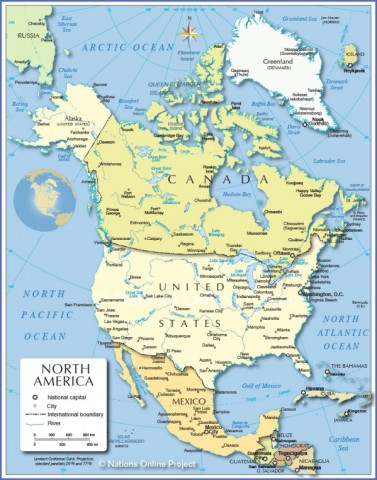 america map 16 America Map