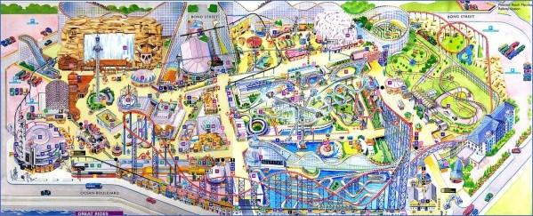 blackpool map 9 Blackpool Map