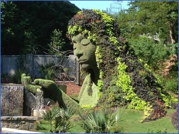 botanical gardens usa  8 BOTANICAL GARDENS USA