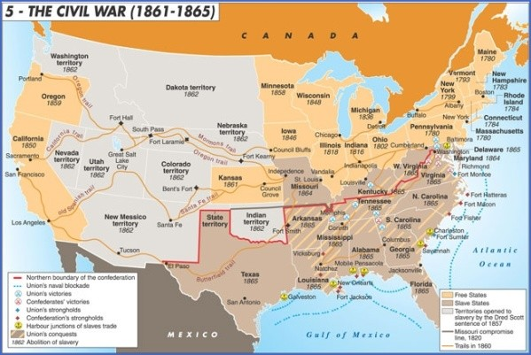 civil war sites usa 0 CIVIL WAR SITES USA