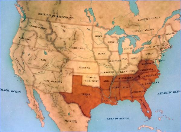 civil war sites usa 8 CIVIL WAR SITES USA