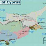 cyprus map english  18 150x150 Cyprus Map English