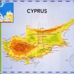 cyprus map english  3 150x150 Cyprus Map English