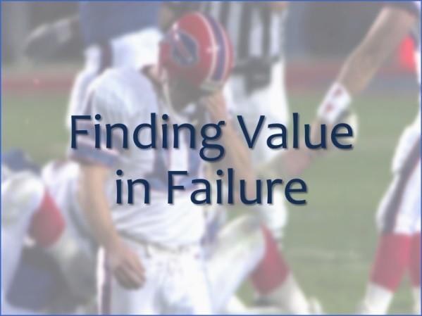 finding failure 12 Finding Failure