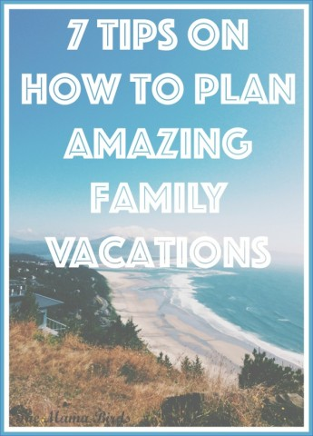 how to plan a family vacation 0 How to Plan a Family Vacation