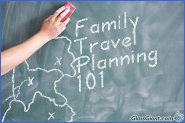 how to plan a family vacation 4 How to Plan a Family Vacation