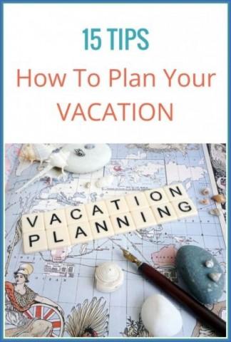 how to plan a vacation 0 How to Plan a Vacation