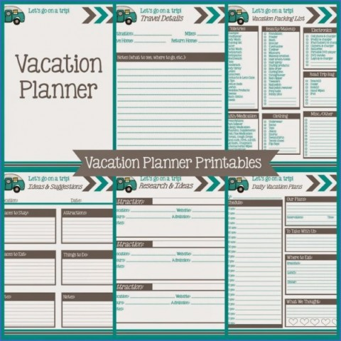 how to plan a vacation 7 How to Plan a Vacation