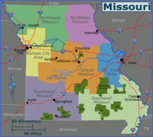 how to travel in missouri 5 How to Travel in Missouri