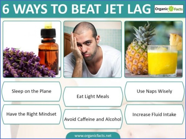 jet lag overview and natural remedies 2 Jet Lag Overview and Natural Remedies
