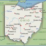map of ohio 5 150x150 Map of Ohio