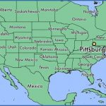 map of pittsburgh 17 150x150 Map of Pittsburgh