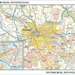map of pittsburgh 2 150x150 Map of Pittsburgh