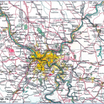 map of pittsburgh 9 150x150 Map of Pittsburgh