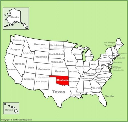 oklahoma 17 Oklahoma
